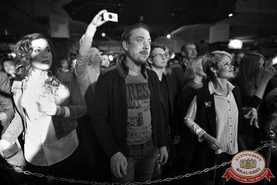 Группа «Крематорий», 18 апреля 2018 - Ресторан «Максимилианс» Уфа - 8