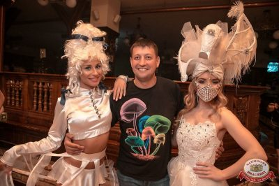 «Дыхание ночи»: White Show. Dj Denis Rublev, 23 июня 2018 - Ресторан «Максимилианс» Уфа - 32