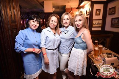 «Дыхание ночи»: Dj Miller, 14 июля 2018 - Ресторан «Максимилианс» Уфа - 41