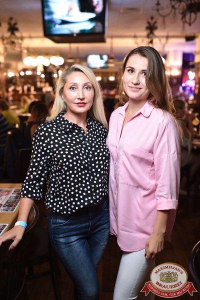 Владимир Кузьмин, 8 августа 2018 - Ресторан «Максимилианс» Уфа - 28
