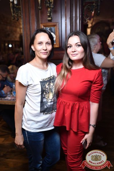 Владимир Кузьмин, 8 августа 2018 - Ресторан «Максимилианс» Уфа - 52