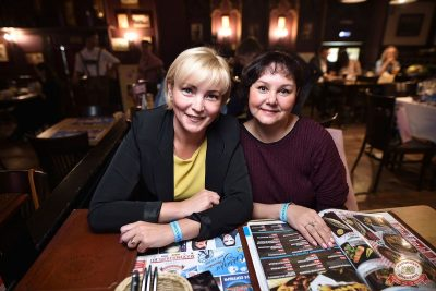 «Дискотека 80-х» от «Авторадио», 14 сентября 2018 - Ресторан «Максимилианс» Уфа - 43