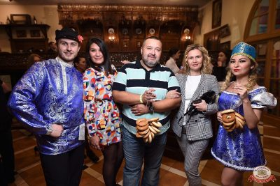 «Дыхание ночи»: русская вечеринка «Matreshka Party», 13 октября 2018 - Ресторан «Максимилианс» Уфа - 10