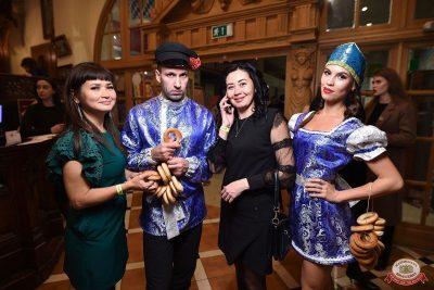 «Дыхание ночи»: русская вечеринка «Matreshka Party», 13 октября 2018 - Ресторан «Максимилианс» Уфа - 9