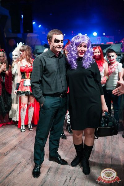 «Хэллоуин»: «Территория страха», 27 октября 2018 - Ресторан «Максимилианс» Уфа - 22