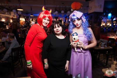 «Хэллоуин»: «Территория страха», 27 октября 2018 - Ресторан «Максимилианс» Уфа - 88