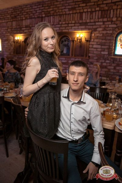 «Танцуй в стиле Диско» от «Авторадио», 14 декабря 2018 - Ресторан «Максимилианс» Уфа - 33