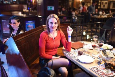 «Танцуй в стиле Диско» от «Авторадио», 18 января 2019 - Ресторан «Максимилианс» Уфа - 10
