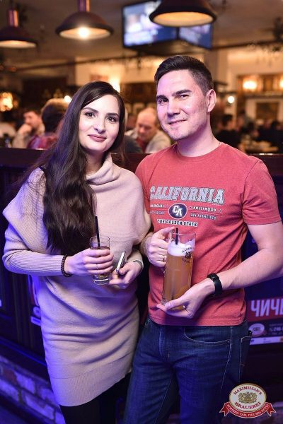 Владимир Кузьмин, 30 января 2019 - Ресторан «Максимилианс» Уфа - 45