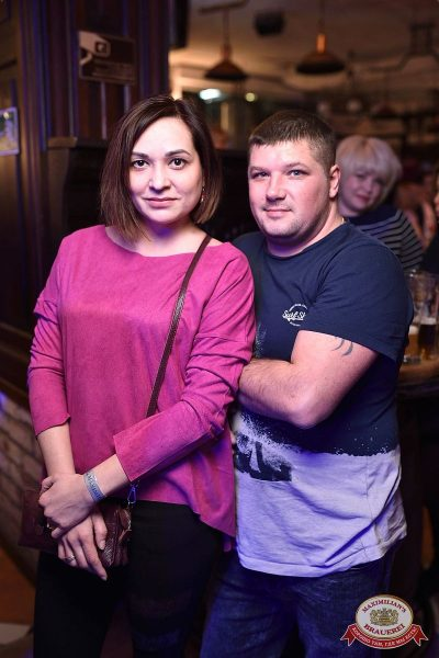 Владимир Кузьмин, 30 января 2019 - Ресторан «Максимилианс» Уфа - 48