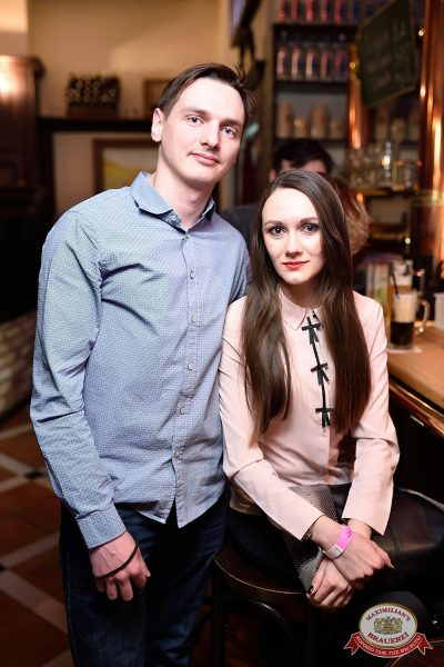 Чичерина, 6 февраля 2019 - Ресторан «Максимилианс» Уфа - 0052