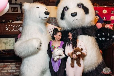 «Дыхание ночи»: «Teddy bear party», 2 марта 2019 - Ресторан «Максимилианс» Уфа - 19