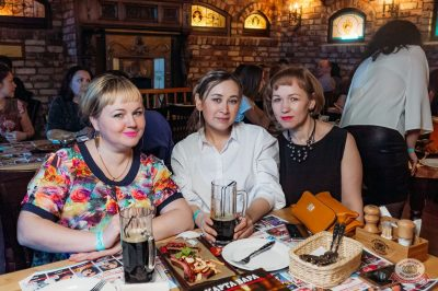 Вечеринка «Русского Радио» «Для своих», 9 марта 2019 - Ресторан «Максимилианс» Уфа - 33