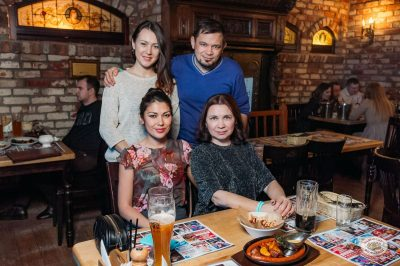 Вечеринка «Русского Радио» «Для своих», 9 марта 2019 - Ресторан «Максимилианс» Уфа - 34