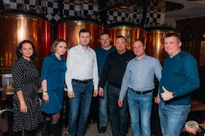 «Дыхание ночи»: Dj Mikis, 22 марта 2019 - Ресторан «Максимилианс» Уфа - 31
