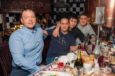 «Дыхание ночи»: Dj Cosmo & Skoro, 5 апреля 2019 - Ресторан «Максимилианс» Уфа - 29