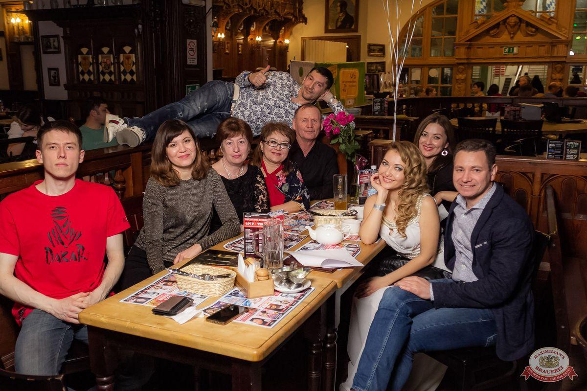 Споем живьем с Русским Радио. Полуфинал, 9 апреля 2019 - Ресторан «Максимилианс» Уфа - 37