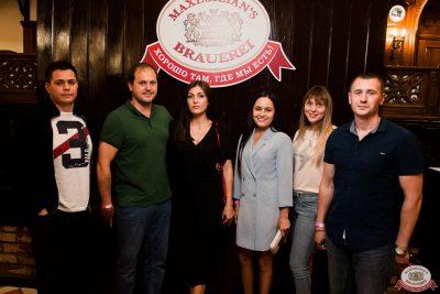 Стендап: Новикова, Старовойтов, Косицын, 4 июля 2019 - Ресторан «Максимилианс» Уфа - 0006