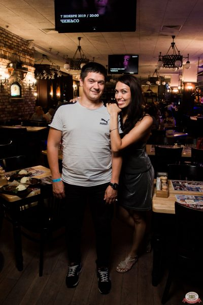 Вечеринка «Русского Радио» «Для своих», 12 июля 2019 - Ресторан «Максимилианс» Уфа - 0025