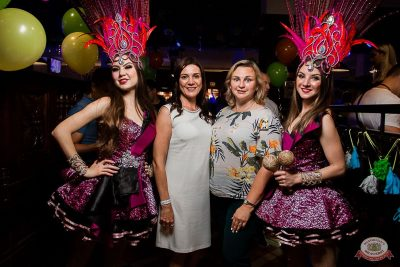 «Дыхание ночи»: Latino fiesta, 17 августа 2019 - Ресторан «Максимилианс» Уфа - 24