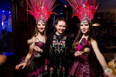 «Дыхание ночи»: Latino fiesta, 17 августа 2019 - Ресторан «Максимилианс» Уфа - 28