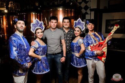 «Дыхание ночи»: party a la russe, 25 октября 2019 - Ресторан «Максимилианс» Уфа - 23