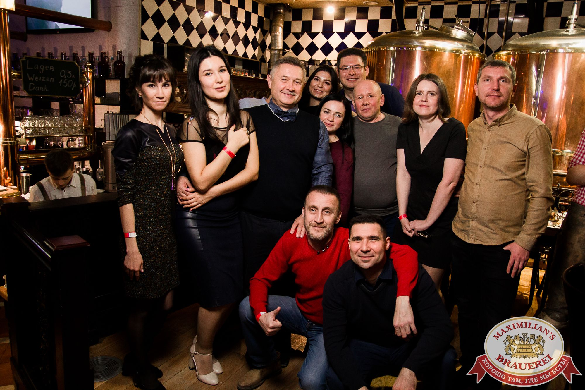 ВИА «Волга-Волга», 16 ноября 2019 - Ресторан «Максимилианс» Уфа - 0010