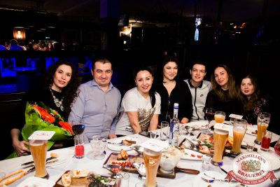 ВИА «Волга-Волга», 16 ноября 2019 - Ресторан «Максимилианс» Уфа - 0046
