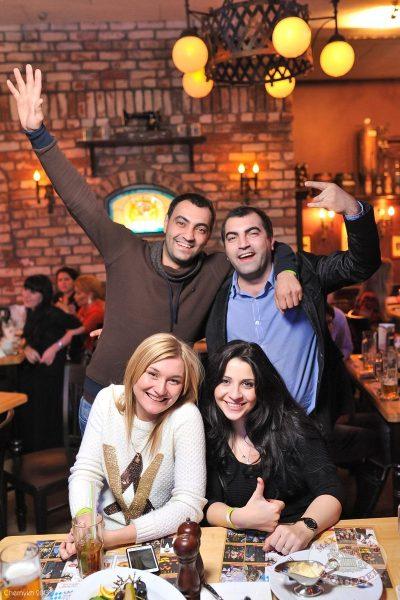 Александр Незлобин, 3 ноября 2013 - Ресторан «Максимилианс» Уфа - 28