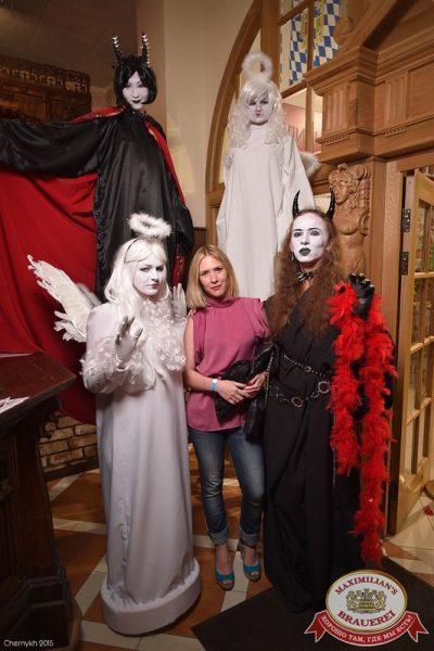 «Дыхание ночи»: Ангелы и Демоны, 24 июля 2015 - Ресторан «Максимилианс» Уфа - 01