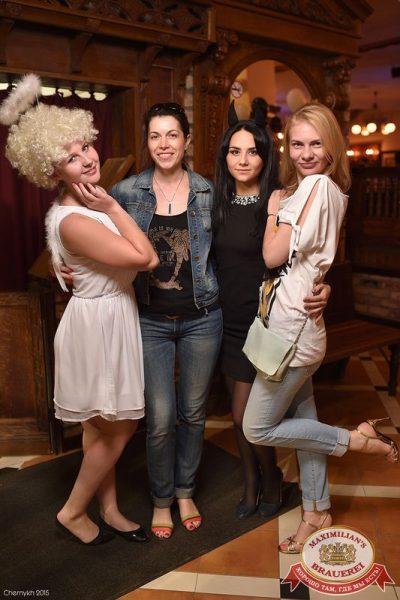 «Дыхание ночи»: Ангелы и Демоны, 24 июля 2015 - Ресторан «Максимилианс» Уфа - 11