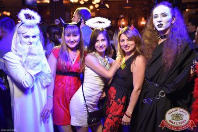 «Дыхание ночи»: Ангелы и Демоны, 24 июля 2015 - Ресторан «Максимилианс» Уфа - 17