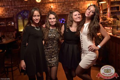 «Дыхание ночи»: Антон Зацепин, 21 ноября 2014 - Ресторан «Максимилианс» Уфа - 10