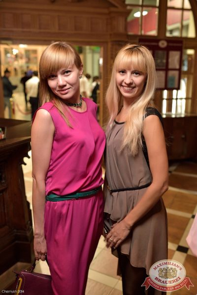 Дыхание ночи»: ASTERO (Санкт-Петербург), 25 июля 2014 - Ресторан «Максимилианс» Уфа - 06