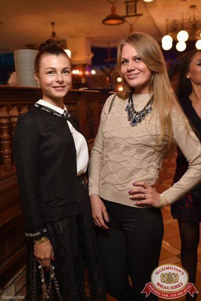 Дима Билан: 33, 14 октября 2015 - Ресторан «Максимилианс» Уфа - 07