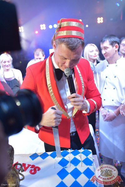 День рождения ресторана: нам 1 год! 12 сентября 2014 - Ресторан «Максимилианс» Уфа - 27