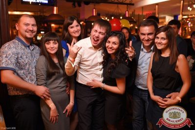 День именинника, 12 сентября 2015 - Ресторан «Максимилианс» Уфа - 34