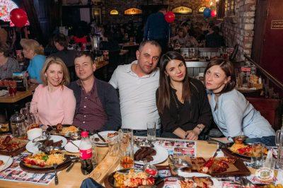 День именинника, 29 марта 2019 - Ресторан «Максимилианс» Уфа - 59