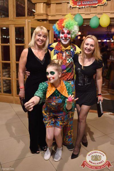«Дыхание ночи»: Circus Show - Ресторан «Максимилианс» Уфа - 08