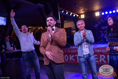 День нефтяника, 6 сентября 2014 - Ресторан «Максимилианс» Уфа - 13
