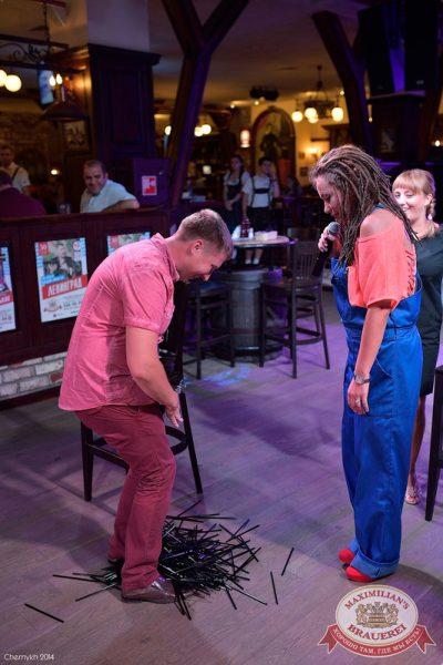«Дыхание ночи»: DJ Shirshnev на Дне строителя, 8 августа 2014 - Ресторан «Максимилианс» Уфа - 11