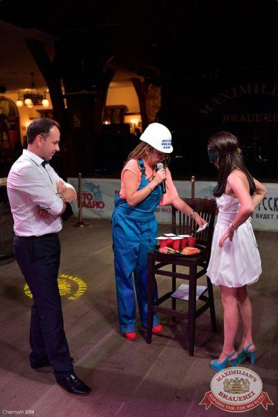 «Дыхание ночи»: DJ Shirshnev на Дне строителя, 8 августа 2014 - Ресторан «Максимилианс» Уфа - 16