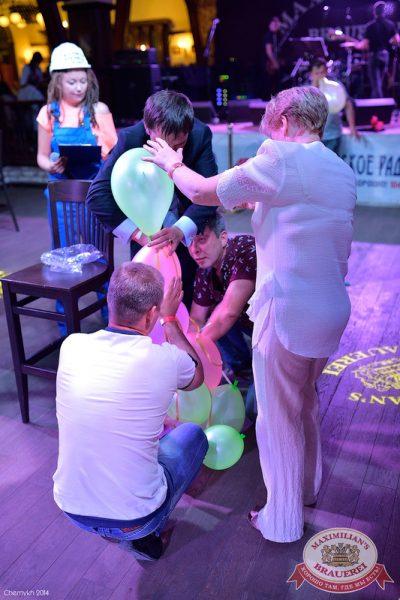 «Дыхание ночи»: DJ Shirshnev на Дне строителя, 8 августа 2014 - Ресторан «Максимилианс» Уфа - 20