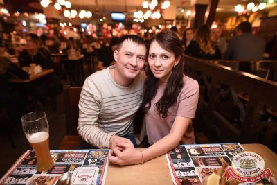 День святого Валентина, 14 февраля 2018 - Ресторан «Максимилианс» Уфа - 64