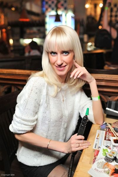 «Дыхание ночи»: Ladies Time. DJ Aliyana, 31 января 2014 - Ресторан «Максимилианс» Уфа - 11