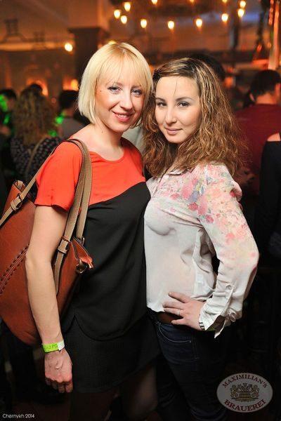 «Дыхание ночи»: Ladies Time. DJ Aliyana, 31 января 2014 - Ресторан «Максимилианс» Уфа - 21