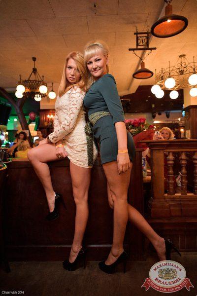 «Дыхание ночи»: Осень в цвете! Dj Alina & Dj Nagornaya, 5 сентября 2014 - Ресторан «Максимилианс» Уфа - 05
