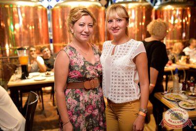 «Дыхание ночи»: Осень в цвете! Dj Alina & Dj Nagornaya, 5 сентября 2014 - Ресторан «Максимилианс» Уфа - 06