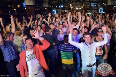 «Дыхание ночи»: DJ Alina Jameson (Уфа), 29 августа 2014 - Ресторан «Максимилианс» Уфа - 28