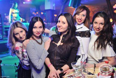 «Дыхание ночи»: Dj Amira на Репетиции Международного Женского дня, 7 марта 2014 - Ресторан «Максимилианс» Уфа - 26
